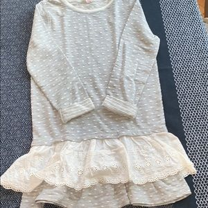 Nwot Cherokee comfy dress.  Size 6.